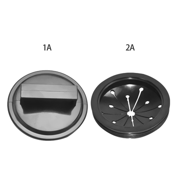 Food Waste Disposer Accessories Multi-function Drain Plugs Splash Guards for Whirlaway Waste King Sinkmaster and GE Models image