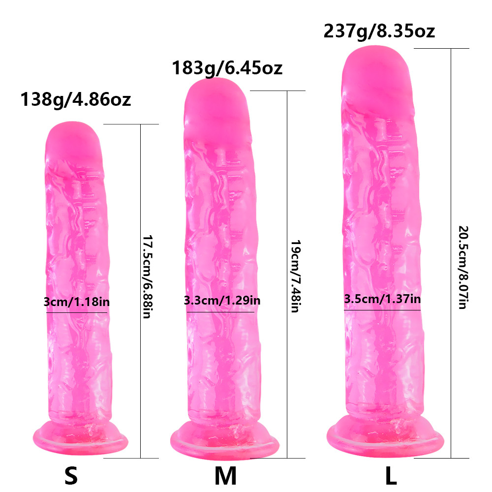 Adjustable Strapon Dildo