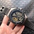 Luxus Königlichen Tourbillon Eiche Sport Männer Uhren Top Marke Mechanische Uhr Männer Automatische Offshore Serie Armbanduhren Mann Montre H