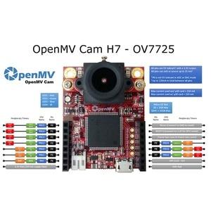 Image 3 - PyAI  OpenMV 4 H7 פיתוח לוח מצלמת מצלמה מודול AI מלאכותי מודיעין פיתון למידה