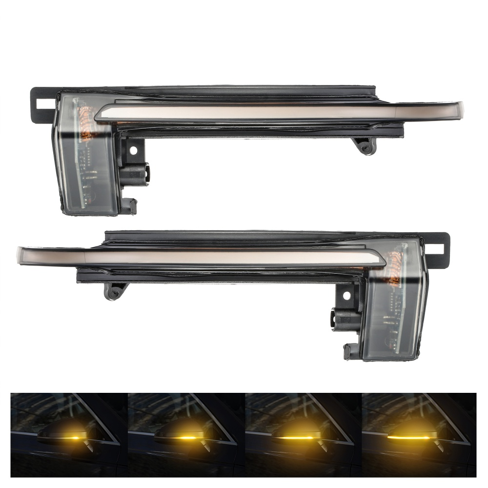 Door Mirror Turn Signal Lamp Light RIGHT fits AUDI A3 A4 A5 S5 A6 S6 A8 S8
