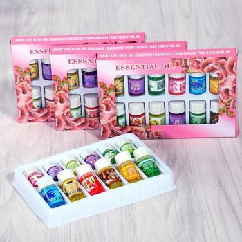 Essential Oils For Aromatherapy Diffusers Massage Fragrances Oil Aroma Oils Rose Lavender Lemon help Sleep Essential Oil 1