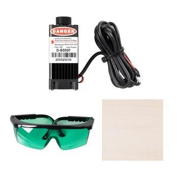 Creality 3D 12V/24V High-Power Laser Engraving Head Module Blue Violet For Ender-3/pro/Ender-5 pro/Ender-5 Printer - discount item  30% OFF Office Electronics