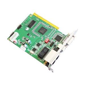 Image 5 - Linsn DS802d متزامن إرسال بطاقة led تحكم الفيديو العمل مع rv908m32 استقبال بطاقة للتحكم جدار led لعرض الفيديو
