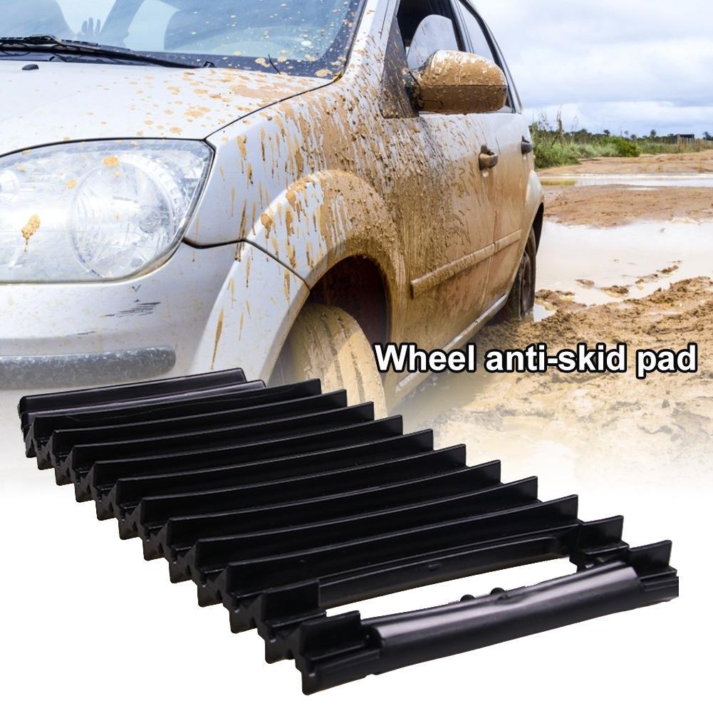 Auto Car Snow Chains Car Wheel Anti-Skid Pad Tire Traction Mat Plate Grip For Snow Mud Ice Sand Wheel Anti Slip Emergency Wheel