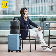 90FUN Backpack For Men Business Casual 15.6 inch Laptop Backpack Male Urban Mochila Waterproof High Quality Travel Bags xiaomi 90fun backpack for men business casual 15 6 inch laptop backpack male urban mochila waterproof high quality travel bags