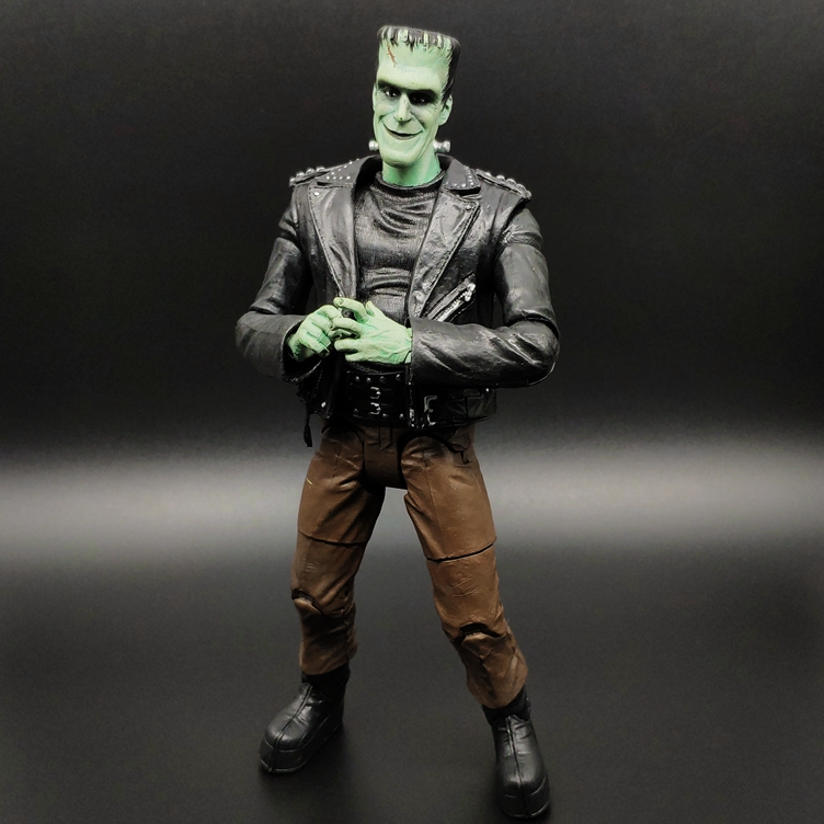 Action Figure Frankenstein Toys Mary Shelley's Frankenstein Horror Movie Collection PVC Figure Collectible Model Toys