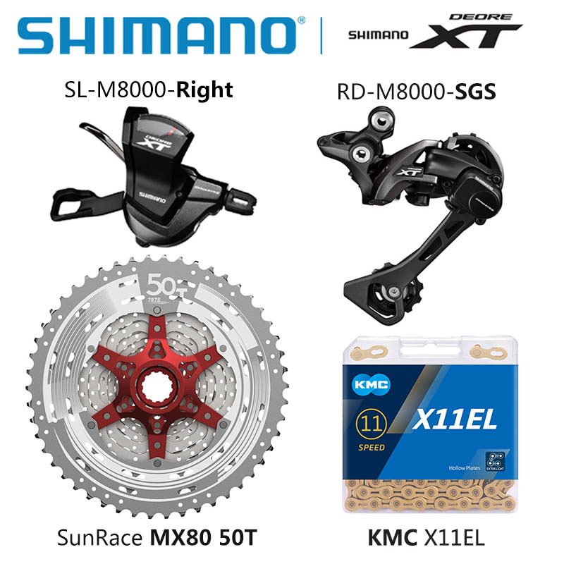 Genuine Shimano Deore XT RD-M8000 Rear Derailleur Cable Fixing Bolt /& Plate