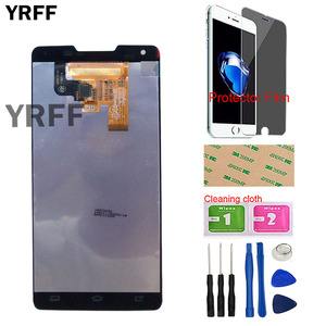 Image 3 - LCD Display Mobile For Philips Xenium W6610 W6618 LCD Display + Touch Screen Digitizer Assembly Tools Tape Protector Film