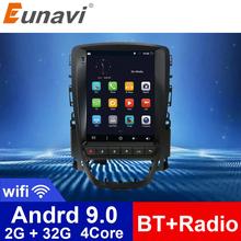 Eunavi 9 7 #8222 pionowy ekran tesli 2G + 32G Android GPS Radio samochodowe z nawigacją dla opla Astra J bez odtwarzacza multimedialnego DVD 2 Din tanie tanio CN (pochodzenie) Double Din Rohs 9 7 45W*4 256G Android 9 0 Jpeg ABS+Metal 1024*600 3 5kg Bluetooth Wbudowany gps Nadajnik fm