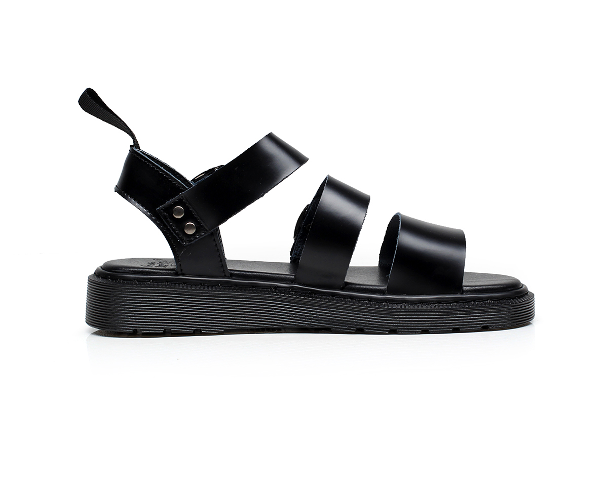 2020 Doc Men's Martins Shoes Summer New Style Outdoor Non-slip Breathable Men Fashion Trend Black Beach Shoes Casual Sandals Men