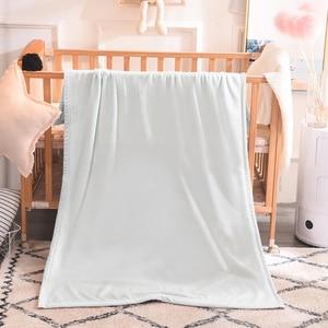 Image 2 - Miracille özelleştirilmiş flanel battaniye peluş kişiselleştirilmiş battaniye yataklar için POD özel DIY ince yorgan kanepe kılıfı damla nakliye