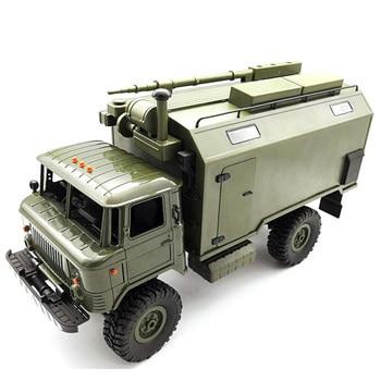 Remote Control Car Radio Controlled Toys WPL B24 ZH 1:16 2.4G 4WD RC Car Truck Off-Road Rock Crawler RTR Green D300429