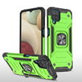 Магнитный чехол для Samsung Galaxy A12, чехол для Samsung A12, армированный ударопрочный военный защитный автомобильный держатель, чехол для телефона A 12