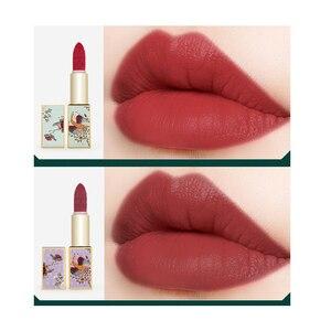 LONKOOM Parfüm Lippenstift Set High-end-Geschenk Box Chinesischen Stil Geschenk