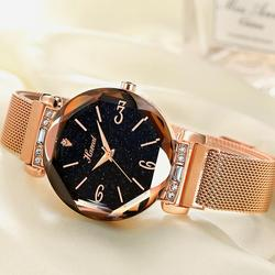 HAZEAL Switzerland Women 's Watch Famous Luxury Brand Japan Quartz Movement Ladies Wrist Watch Waterproof zegarki damskie 2020