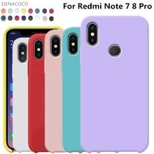 Liquid Silicone Soft Case For Xiaomi Red