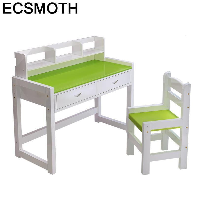 Tavolo Bambini Cocuk Masasi Desk De Estudio Mesa Y Silla Infantil Play Adjustable Kinder Bureau Enfant Study Table For Kids
