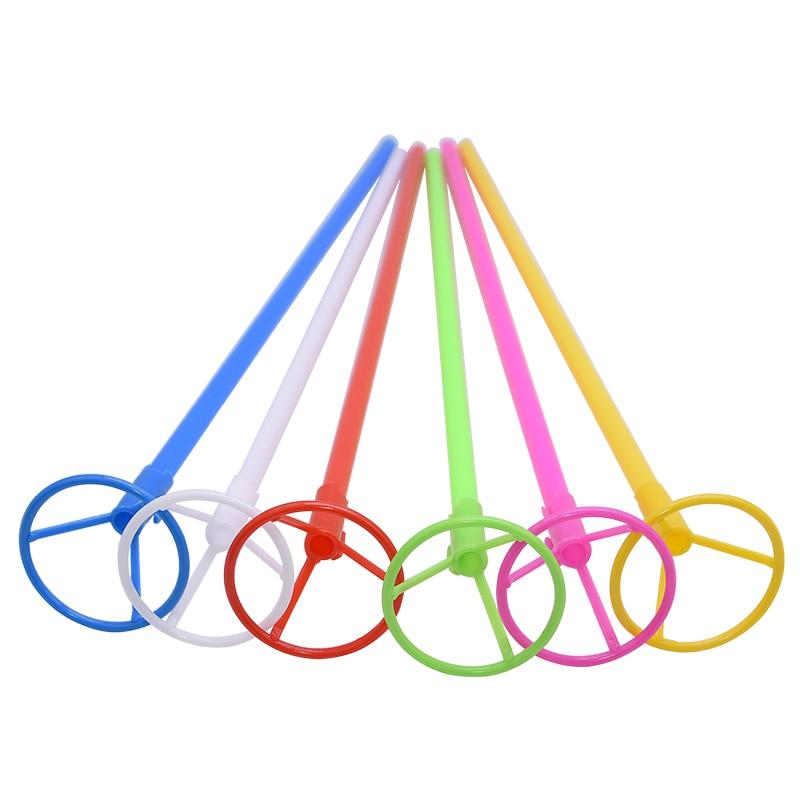 Держатели для воздушных шаров из фольги, пластиковые держатели для воздушных шаров с чашкой, аксессуары стержни из ПВХ для украшения на ден...