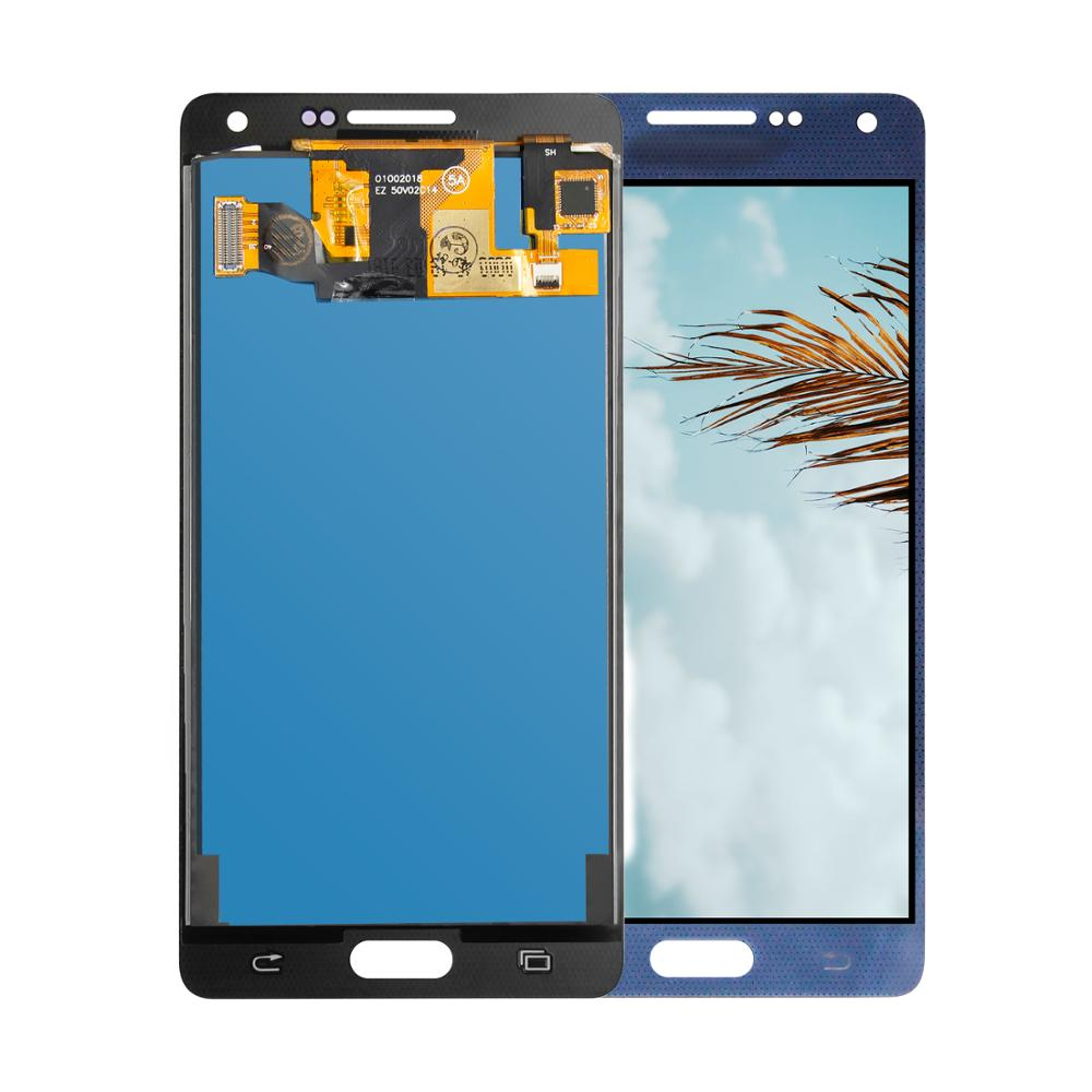 Für <font><b>Samsung</b></font> Galaxy A5 2015 A500 A500F A500FU <font><b>A500H</b></font> <font><b>LCD</b></font> Display Touchscreen Digitizer Montage image