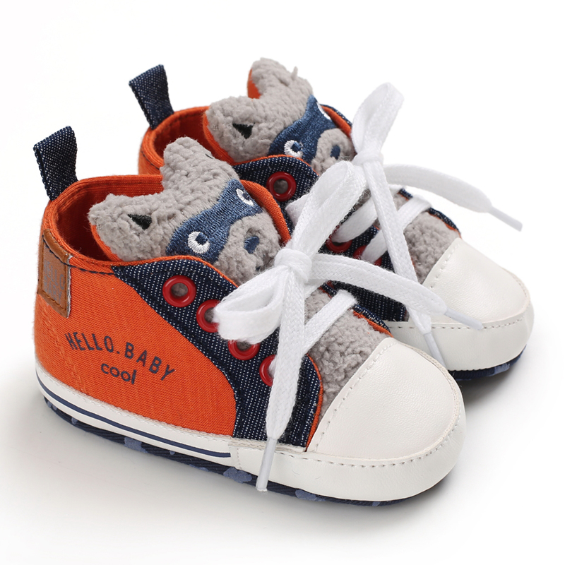 Baby Boy Shoes 2020 New Canvas Newborn Baby Shoes For Boy Prewalker First Walkers Toddler Sneaker Child Kids Shoes U