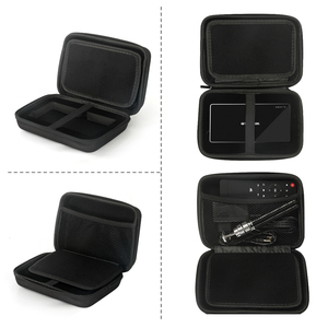 Image 5 - BYINTEK Brand Portable Hard Storage Carry Case Travel Bag for UFO P12 P10 P9 (Projector is not included)
