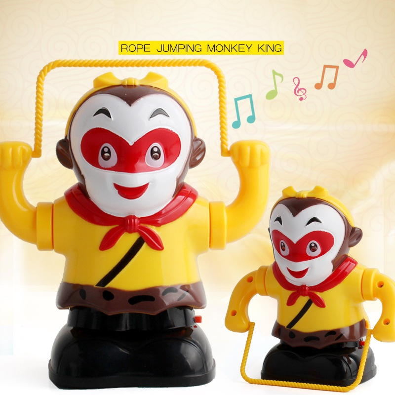 New  Electronic Dancing Toy Monkey Toy Light Music Interactive Toy Festival Gift For Baby