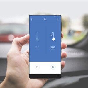 Image 4 - Aqara D1 Wandschakelaar Smart Zigbee Nul Lijn Fire Wire Licht Afstandsbediening Draadloze Sleutel Muur Schakelaar Voor Homekit Xiaomi mi Thuis
