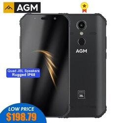 Agm a9 smartphone áspero 5.99