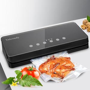 Food-Vacuum-Sealer Sealing-Machine Portable Free-Bags Best with 10pcs
