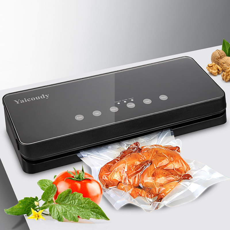 Best Portable Food Vacuum Sealer With Free Bags 10pcs Sealing Machine Packaging Machine