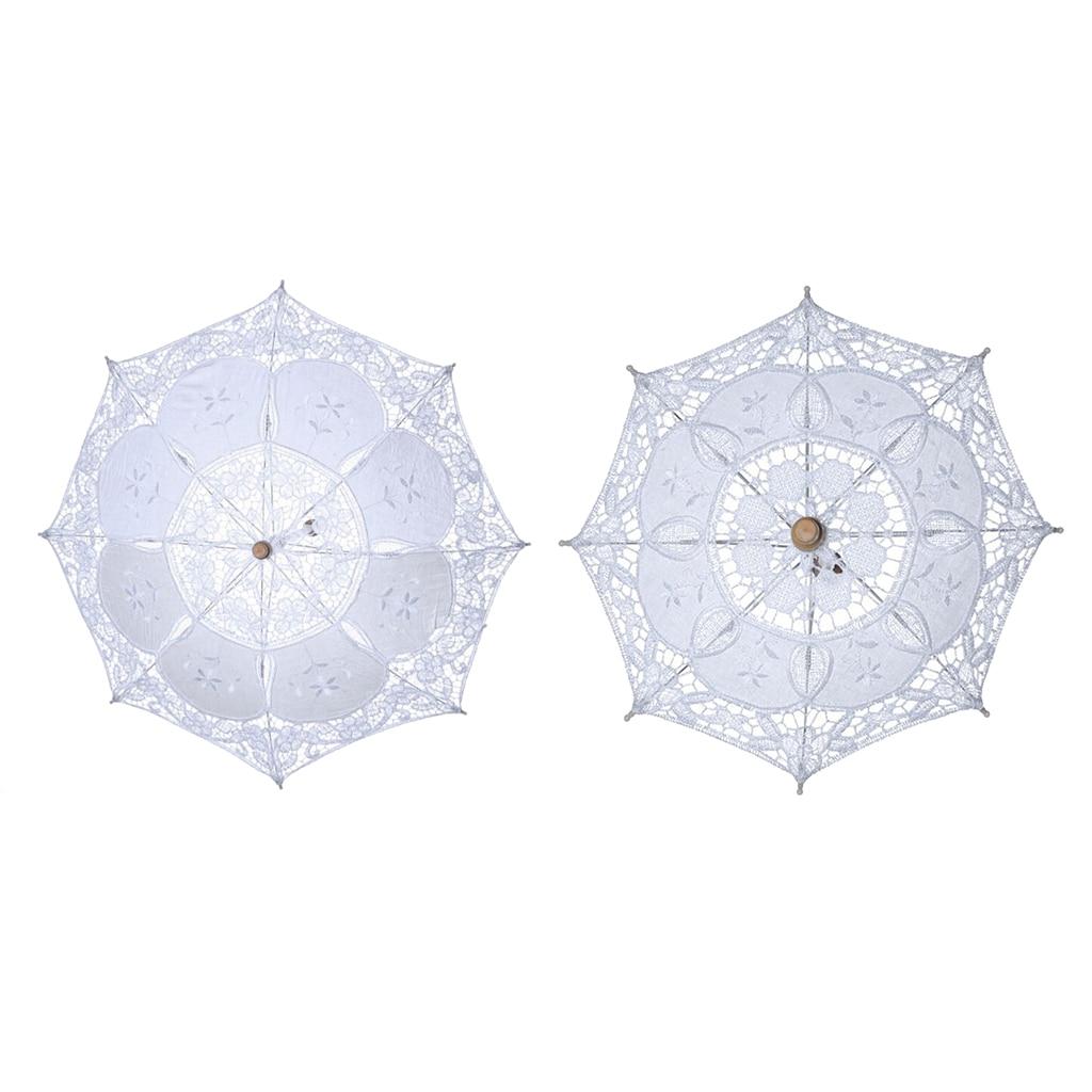 Handmade Parasol Umbrella Wedding Bridal Adult Size