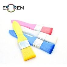ESOREM Separate Package Mask Brush Synthetic Cosmetic Brushes Flat Definer Dense Fan Concealer Flat Blending Pinceaux Maquillage