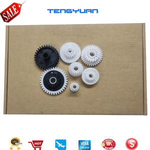 Image 4 - Compatible new 7gear/set RM1 2963 RM1 2963 000 RM1 2963 000CN LaserJet M712 M725 M5025 M5035 Fuser Drive Assembly printer parts