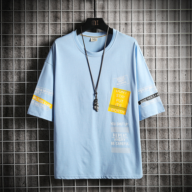 Hip Hop Streetwear Tshirt 2