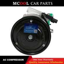 AC Compressor For Hyundai Sonata 2011 2012 2013 2014 Kia Optima 97701-3R000 977013R000 F500EB9AA12 F500-EB9AA-13 VS16E