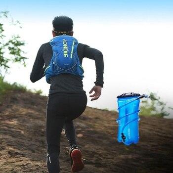 Outdoor Tactical Messenger Bag Military & Sport Backpack Hiking Trekking 10L Running Bag +1.5L  Water Bag