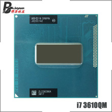 CPU Processor Intel-Core 45w-Socket I7-3610qm G2/rpga988b Ghz SR0MN 6M Eight-Thread