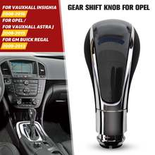Levier de changement de vitesse automatique chromé, pour Opel/Vauxhall Insignia/Astra J pour GM/Buick Regal 2008 – 2016