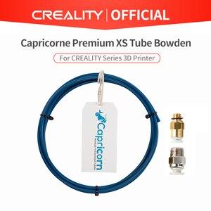 Image 1 - Tubo Capricornio Bowden de PTFE, serie XS, 1m + 1 pieza, ajuste rápido, 1 unidad, para conectar impresora en 2D