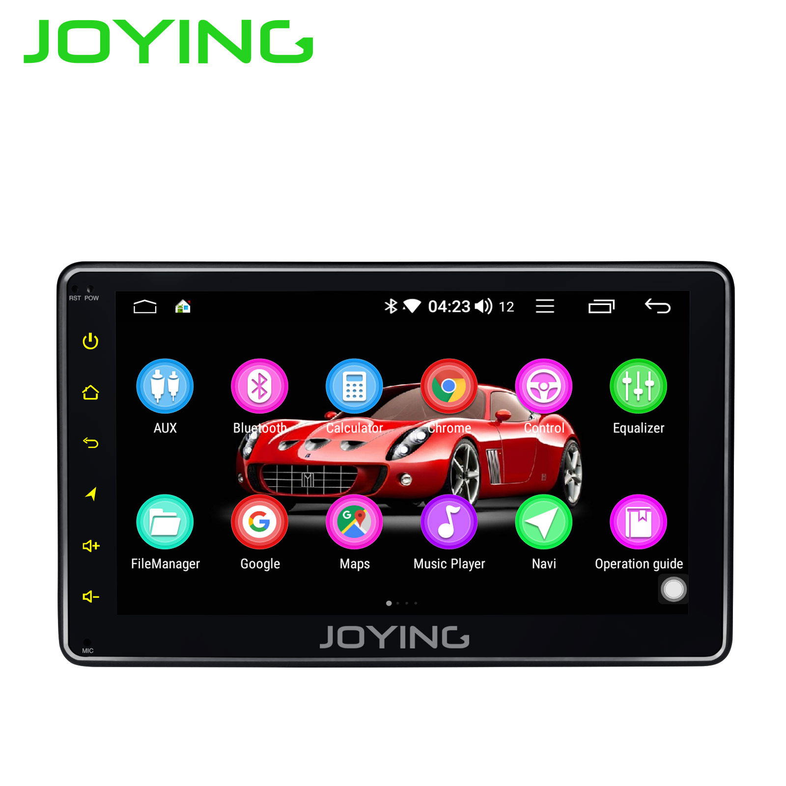"Perfect JOYING 7"" Android 8.1 1 din Car Radio 2GB+32GB Octa Core GPS DSP universal head unit stereo autoradio SWC Fast Boot Mirror link 5"