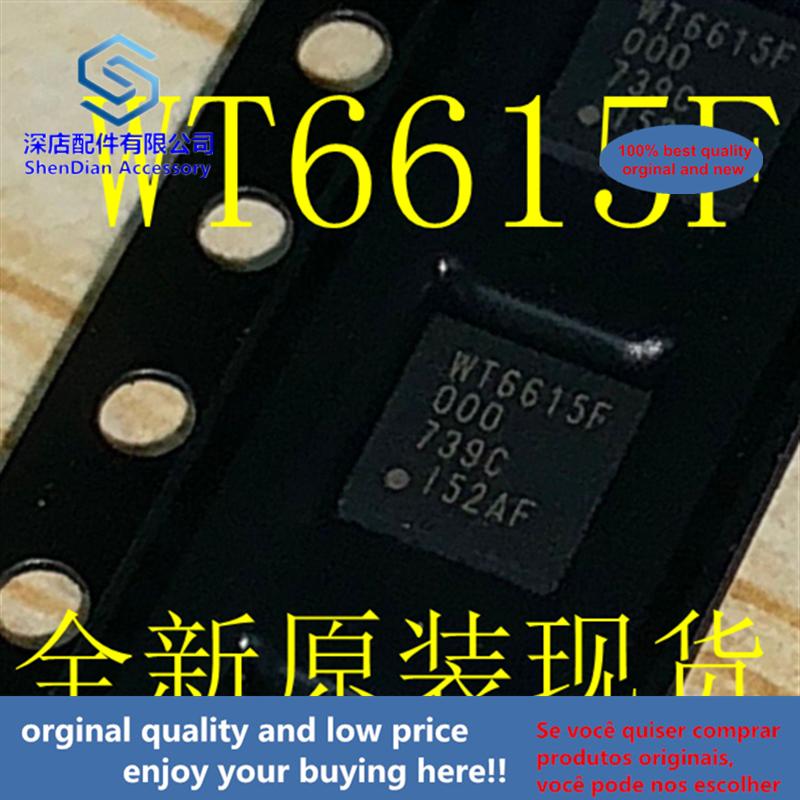 5pcs 100% Orginal And New WT6615F QFN16 QC3.0 4.0 Best Qualtiy