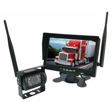 купить Wireless 7 Backup Rear View Camera Monitor for RV Trailer Harvester Reversing дешево
