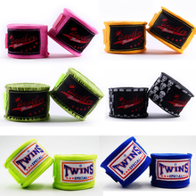 One Pair/set TWINS/Anotherboxer 2.5M/5M Boxing Hand Wraps MMA Kick Handwraps for Training 5cm Width Bandages Muay Thai F