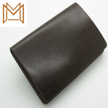 High Genuine Leather Card Case Wear-resisting Capacity Man Business Affairs Business Card Mix