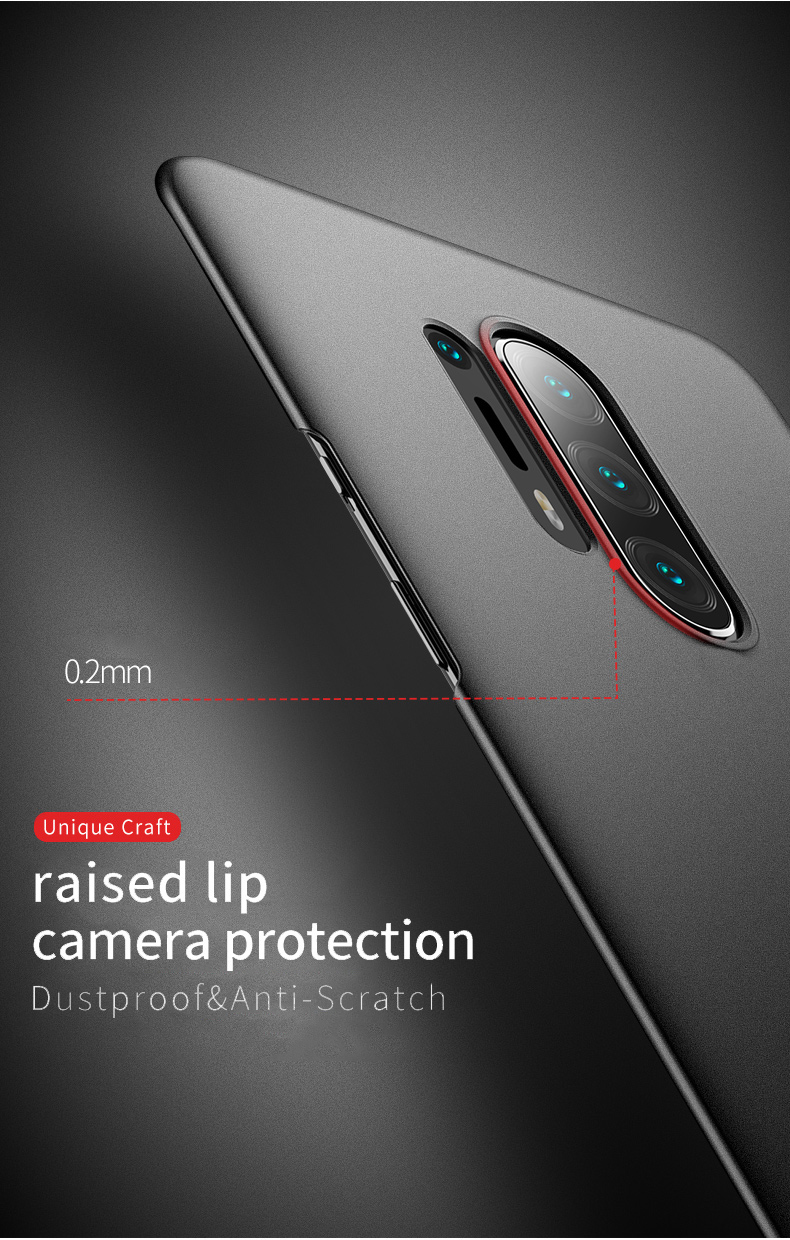 XUANYAO Luxury Cover For OnePlus 8 Pro Case Matte Slim Cover For OnePlus 8 Case Frosted Hard Back Cover One Plus 8 Pro 1+8 Pro (8)