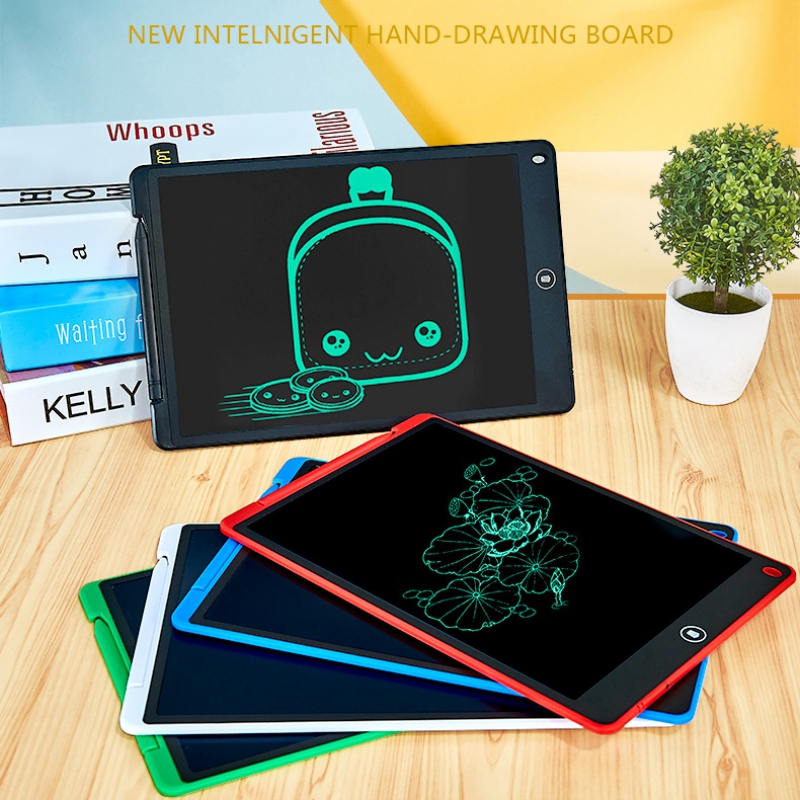 Kids Educational Toys LCD Wordpad Digital Drawing Graphic Learning Toys Portable Electronic Tablets New