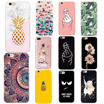 Silicone Case For iphone XR Case Soft TPU Phone Shell Cover For Apple iPhone 6s 6 7 8 Plus SE 2020 X XS Max Fundas Coque Bumper image