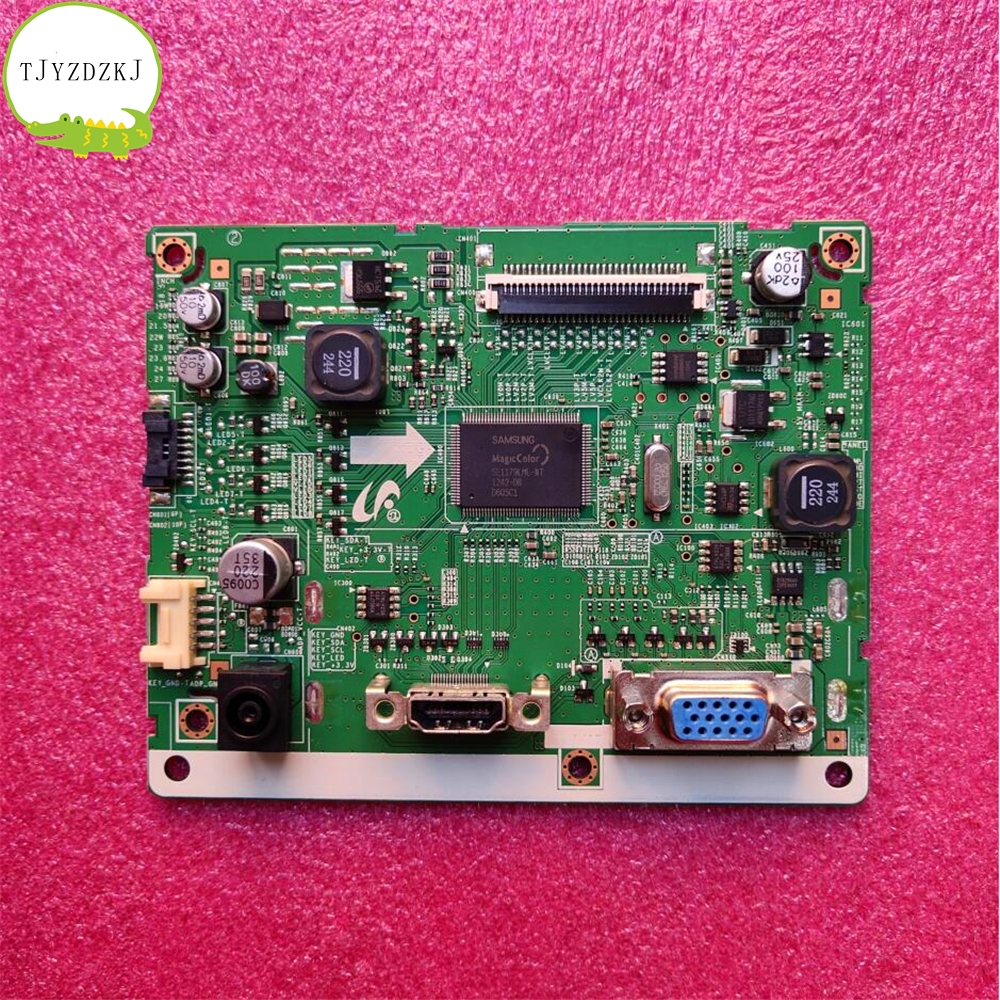 Good test working For Samsung monitor main board BN41 01787C BN94 05535V LS22B360HS/XF SB370_1A1H S22B360HS motherboard|Circuits| |  - title=