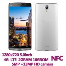 4G LTE Version mondiale K30 Pro Smartphone NFC 2G RAM + 16G ROM 5.0 pouces écran Quad Core 5MP + 13MP téléphones mobiles Android Celuares